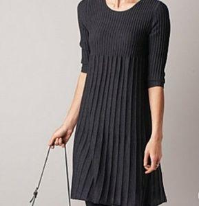 Eileen Fisher wool tunic/dress
